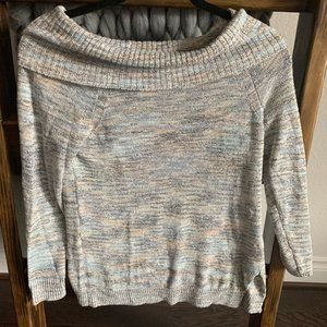 NWOT Michael Stars Off the Shoulder Sweater